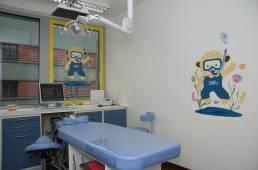 Blaues Zimmer - Kinderzahnärztin, Rebecca Otto